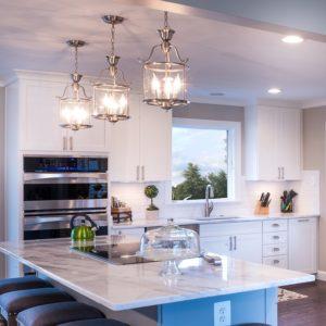 φωτισμός κουζίνας σπιτιού
