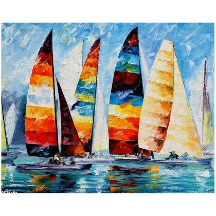 Πίνακας Sailing 50X70