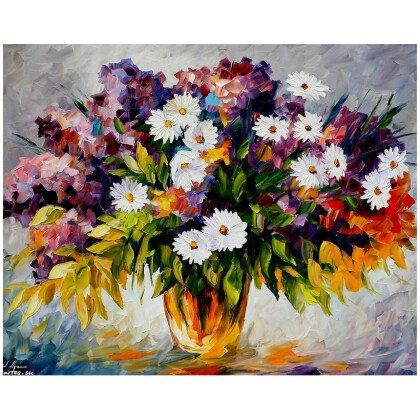 Πίνακας Flowers 60X80