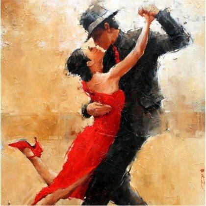 Πίνακας Tango 35Χ35