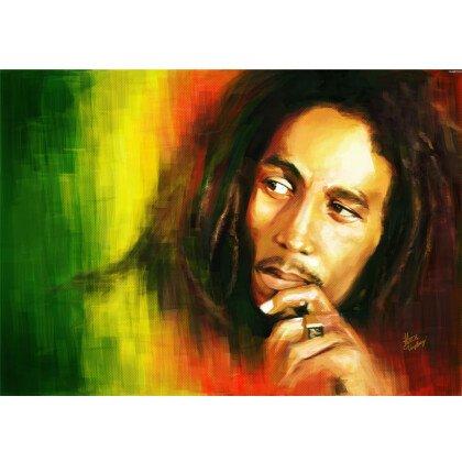 Πίνακας Bob Marley 70Χ50