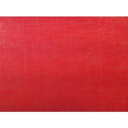 Αμπαζούρ κόκκινο λινό