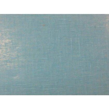 Αμπαζούρ μπλε λινό
