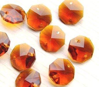 Μελί Κρυσταλλάκι Διακοσμητικό για φωτιστικά