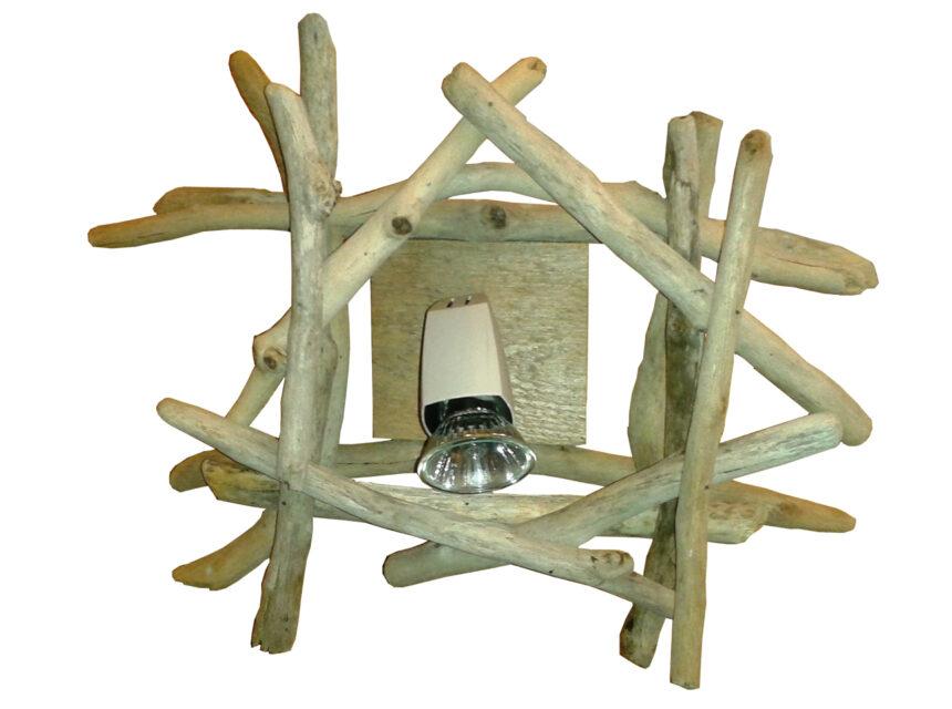 Σποτάκι με ξύλινη βάση 1