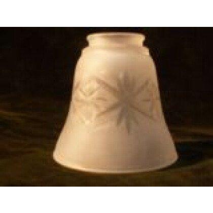 Κρύσταλλο Φωτιστικού Ταγιέ με Σκάλισμα | Υποδοχή Βιδάκια