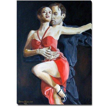 Πίνακας Tango 125Χ90