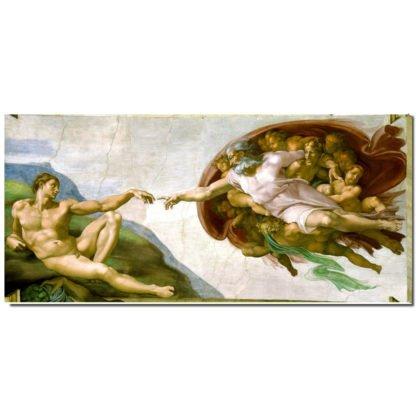 Πίνακας capella sistina 80Χ180 1
