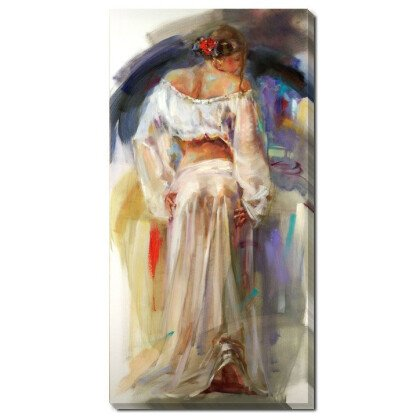 Πίνακας Γυναίκα 70Χ140