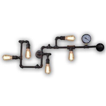 Φωτιστικό Μεταλλικοί Σωλήνες - Industrial