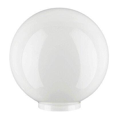 Γλόμπος Λευκό Γυαλί | Λευκή Μπάλα Γυάλινη