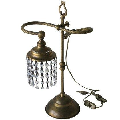 Μπρούτζινη Λάμπα LAMPADARI