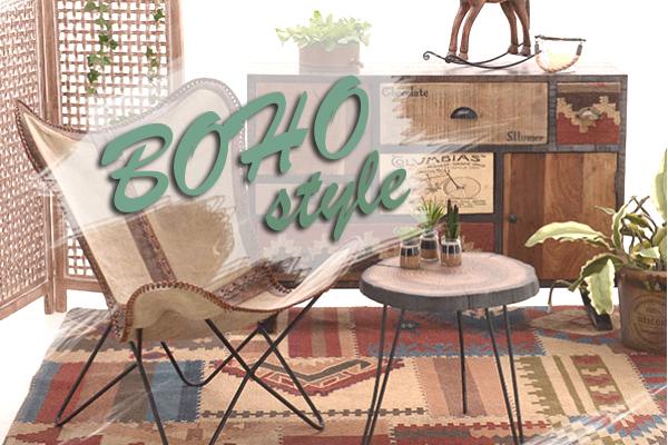 Πως να δώσεις Boho στυλ στο σπίτι σου