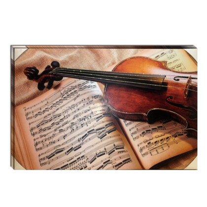 πίνακας βιολί
