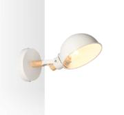 Απλίκα Προβολάκι | Μίνιμαλ Βιομηχανικό Επιτοίχιο Φωτιστικό