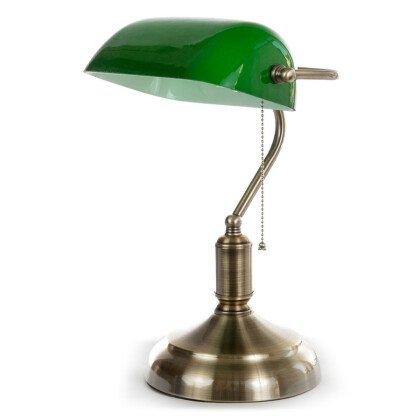 Banker's Lamp | Κλασσική Λάμπα Γραφείου