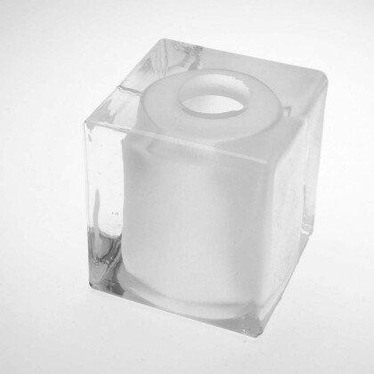 Κρυστάλλινος Κύβος | Γυάλινα Ανταλλακτικά Φωτιστικών