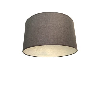 Κρεμαστό Φωτιστικό Κύλινδρος | Καφέ Αμπαζούρ Οροφής