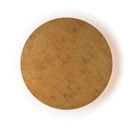 LED Φωτιστικό Eclipse Χρυσό | Στρογγυλό Φωτιστικό Τοίχου & Οροφής