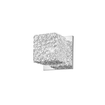 Απλίκα Κύβος Ασημί