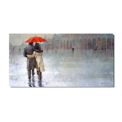 Πίνακας Red Umbrella