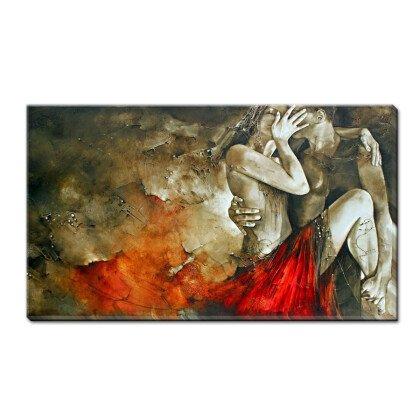 Πίνακας Ζωγραφικής Red Passion