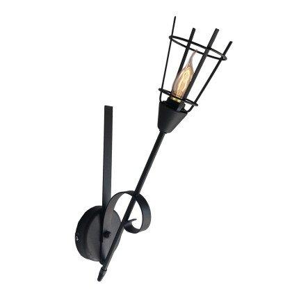 Επιτοίχιο Φωτιστικό Πυρσός- Ειδική Κατασκευή