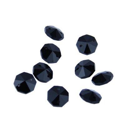 Μαύρο Κρυσταλλάκι Διακοσμητικό | Ανταλλακτικό Φωτιστικού
