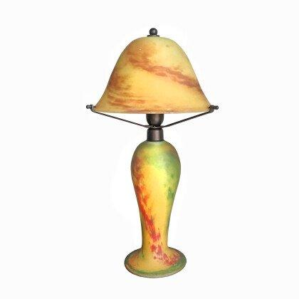 Κλασική Λάμπα Gale | Γυάλινο Επιτραπέζιο Φωτιστικό