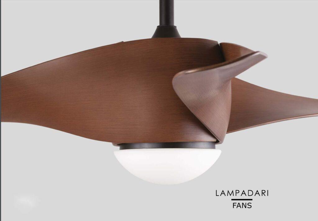 Ανεμιστήρες οροφής LED