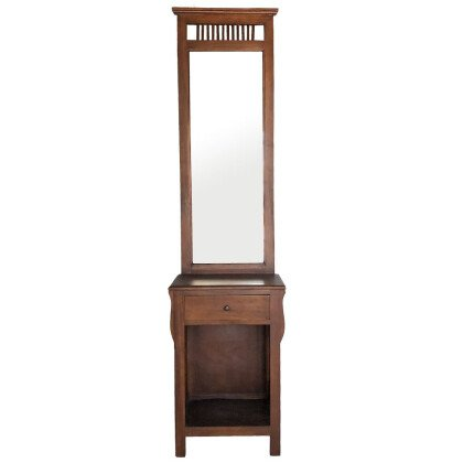 Ξύλινο Έπιπλο Εισόδου XL | Παραδοσιακό Έπιπλο Υποδοχής