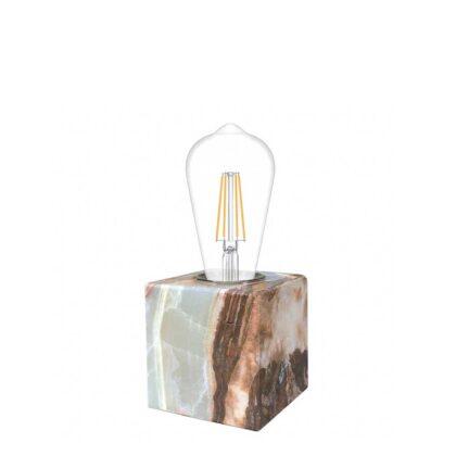 Πορτατίφ Κύβος Onyx | Minimal Φωτιστικό