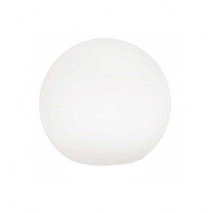 Γλόμπος Λευκό Ματ Γυαλί | Λευκή Οπαλίνα Μπάλα