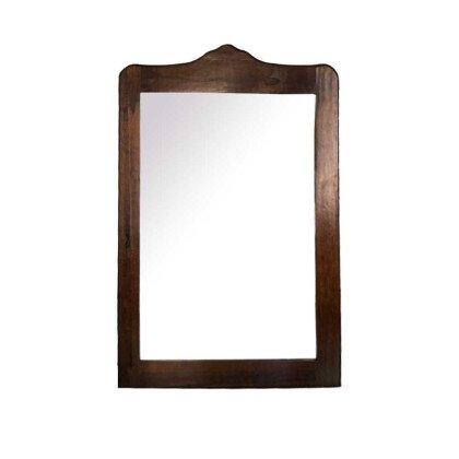 Ξύλινος Καθρέφτης Καρυδιάς