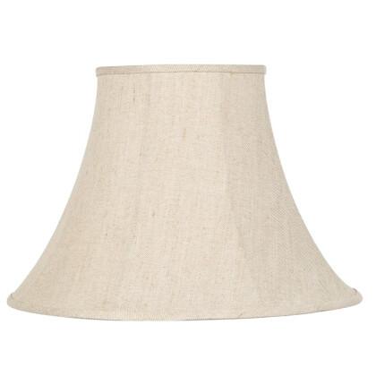 Καπέλο Φωτιστικού Εκρού Κλασικό Αμπαζούρ Παγόδα 45x30