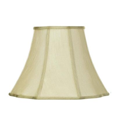 Καπέλο Φωτιστικού Λαδί Κλασικό Αμπαζούρ Παγόδα 45x30