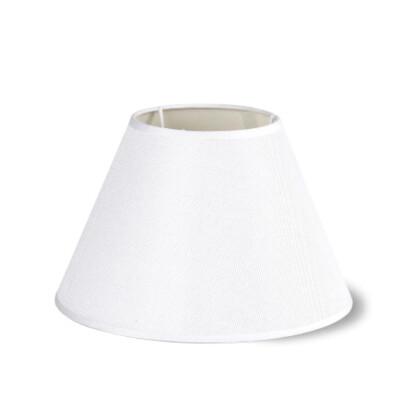 Καπέλο Πορτατίφ Λινό Λευκό Κωνικό