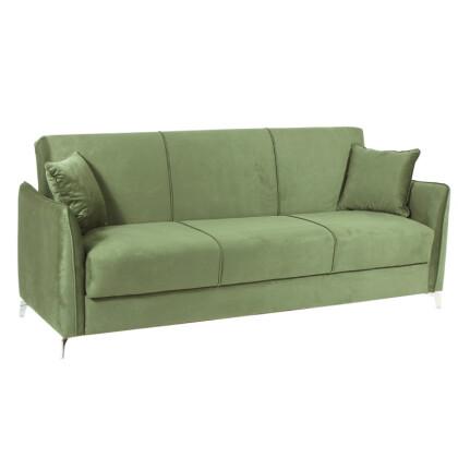 Καναπές-κρεβάτι τριθέσιος FELLIS EFOR 0060 Artekko 783-3064