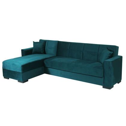 Καναπές-κρεβάτι γωνία PORTO EFOR 0001 Artekko 783-3066